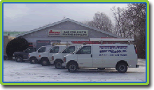 Bartholomew Heating & Cooling has service trucks ready for your home's furnace replacement